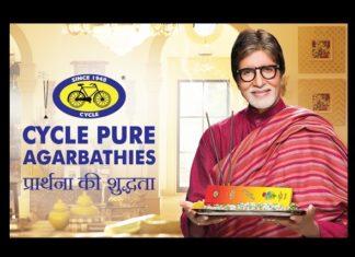 cycle agarbatti brand analysis