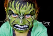 Face Painting by Christy Lewis