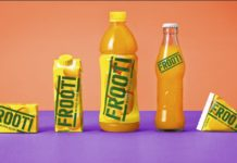 new frooti packaging