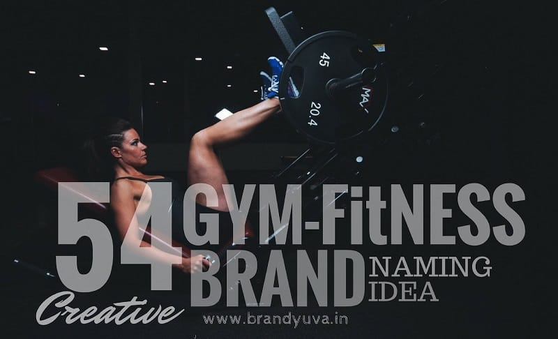 Car Symbols And Names >> 54 Catchy GYM Business Names idea | Brandyuva.in