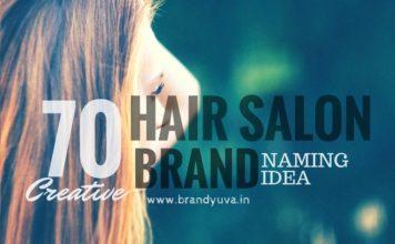 hair saloon brand names
