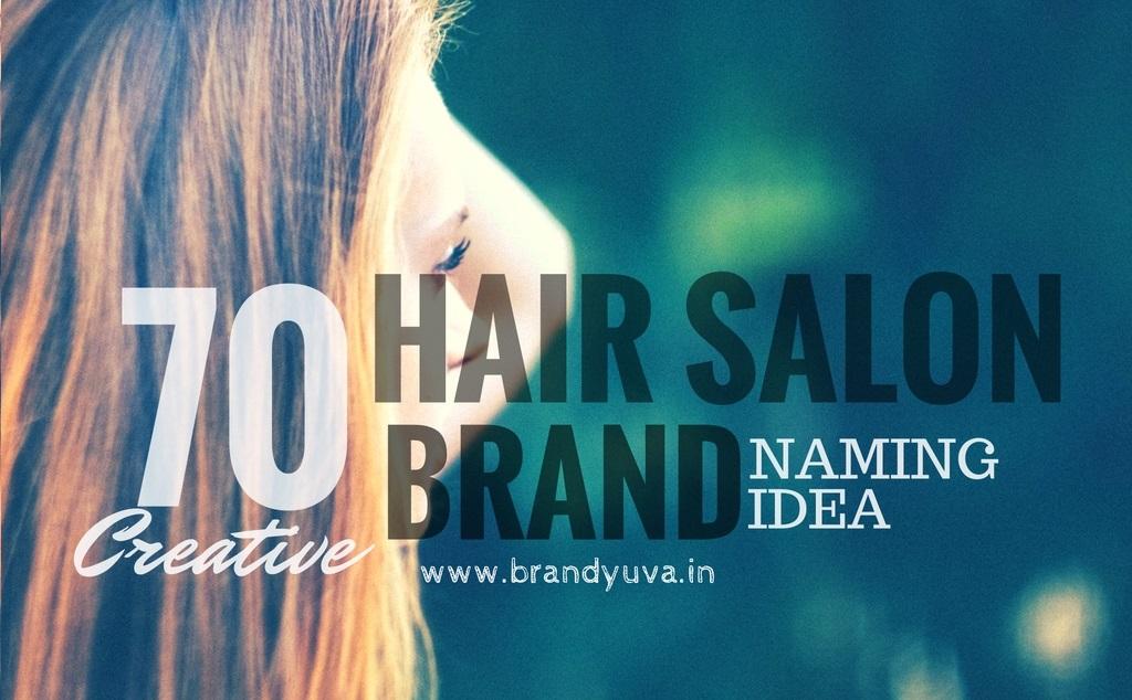 91 Creative Hair saloon Names Ideas | Branding Blog