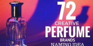 perfume brand names