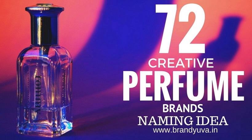 72 Catchy Perfume Brand Names Idea Brandyuva In