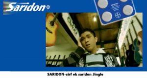 saridon-advertisement-jingle