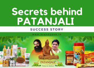 patanjali success story