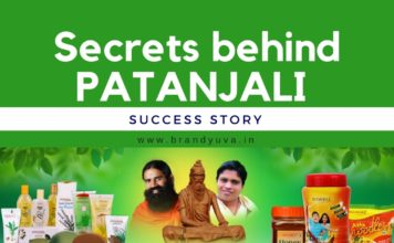patanjali success story