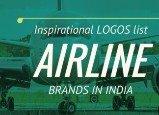 airline brands logos