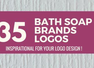 bath soap brands logos