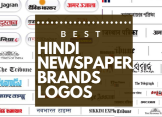 hindi newspaper logos