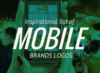 mobile handset brand logos