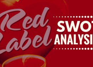 red label tea swot analysis