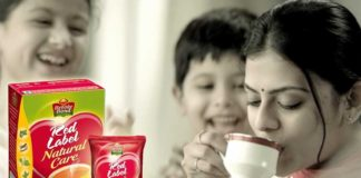 redlabel tea brand analysis