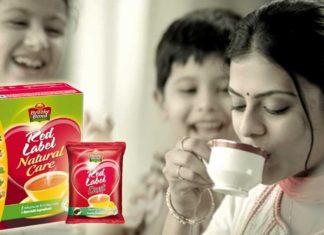 redlabel tea brand analysis
