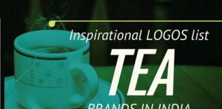 tea brands logos