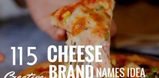 cheese brand names