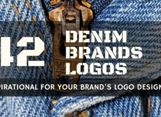 denim brands logos