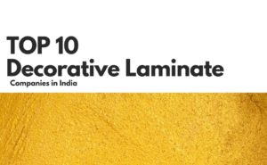 top laminate company india