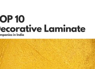 best laminate companies