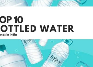 best packaged Water brands