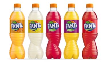new fanta spiral bottles