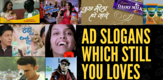 popular slogan of indian ads
