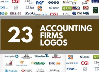 accounting firms logos