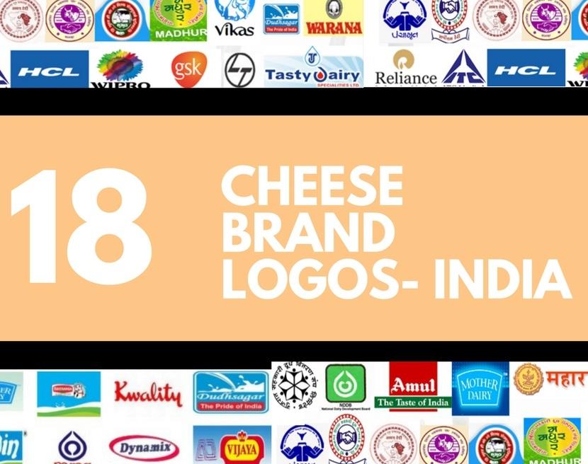 18 Best Cheese Brands Logos India Brandyuva In