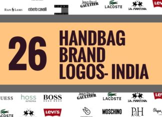 ladies handbag brands logos