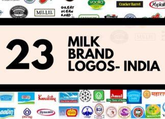 milk brands logos
