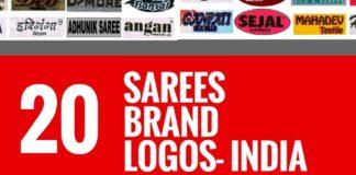saree brands logos