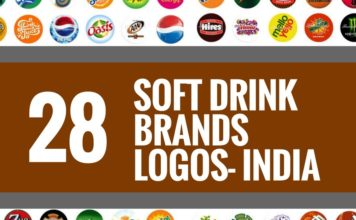 soft drink brands logos