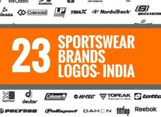 sport wear brands logos