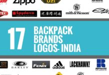 backpack brands logos