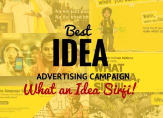 idea cellular campaigns
