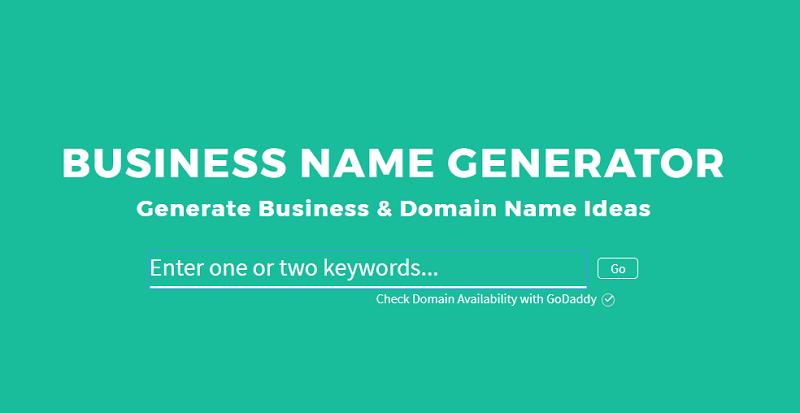 biznamewiz business name generator
