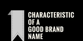 characteristics good brand name