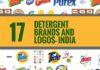 detergent brands logos