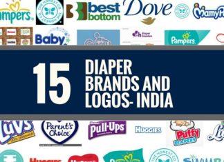 diaper brands logos