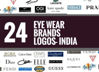 eye wear brands logos