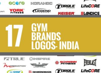 gym brands with logos