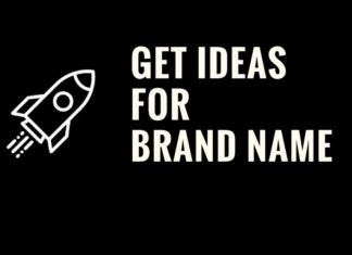 ideas for brand names
