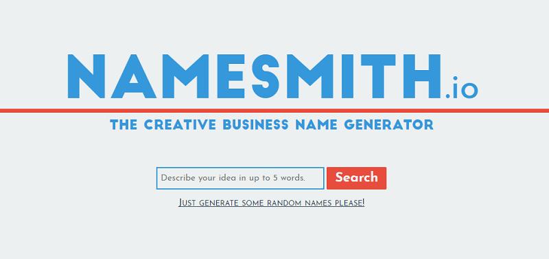 namesmith brand names generator