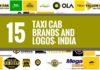 taxi cab brands logos