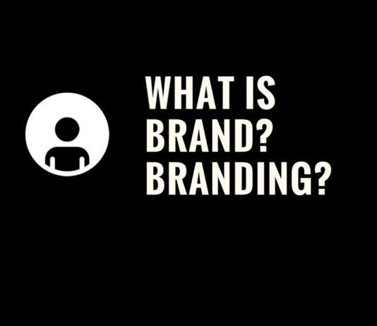 waht id brand branding