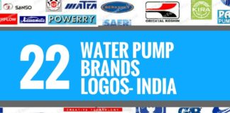 water pump brands logos