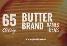 butter brand names