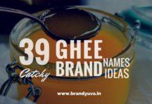 ghee brand names