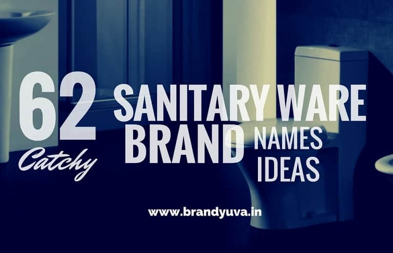 62 Best Sanitary ware brand Names Ideas | Naming Blog