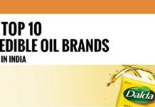 best edible oil brands